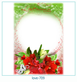 love Photo Frame 709