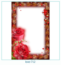 love Photo Frame 712