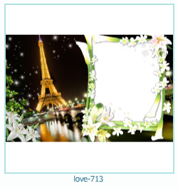 love Photo Frame 713