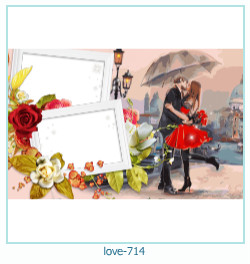 love Photo Frame 714