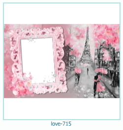 love Photo Frame 715