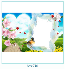 love Photo Frame 716