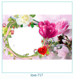 love Photo Frame 717