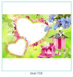 love Photo Frame 718