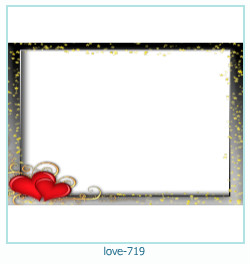 love Photo Frame 719
