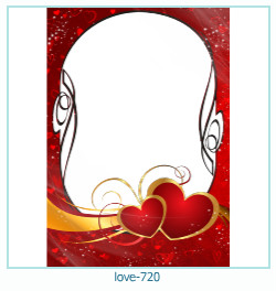 love Photo Frame 720