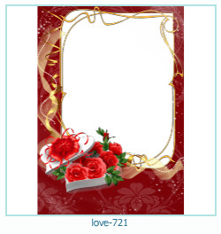 love Photo Frame 721