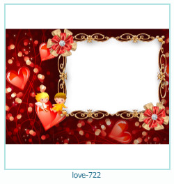 love Photo Frame 722