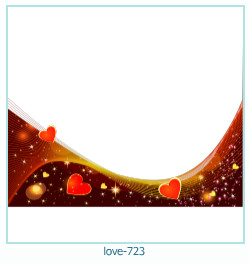 love Photo Frame 723