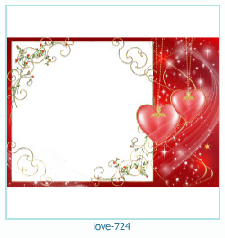 love Photo Frame 724
