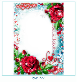 love Photo Frame 727