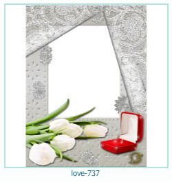 love Photo frame 737