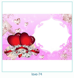 love Photo frame 74
