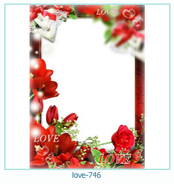 love Photo Frame 746
