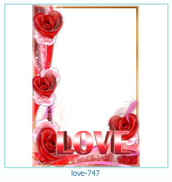 love Photo Frame 747