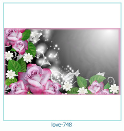 love Photo Frame 748