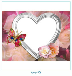 love Photo frame 75