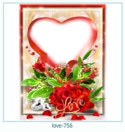 love Photo frame 756
