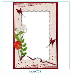 love Photo Frame 759
