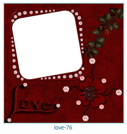 love Photo frame 76