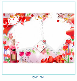 love Photo frame 761
