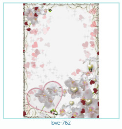 love Photo frame 762
