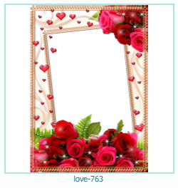 love Photo frame 763