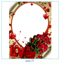 love Photo frame 77