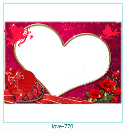 love Photo Frame 770