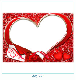 love Photo Frame 771