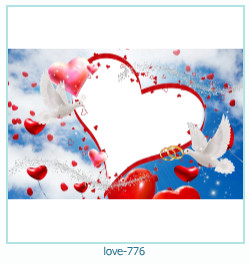 love Photo Frame 776