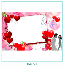 love Photo Frame 778