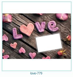 love Photo Frame 779