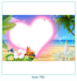 love Photo Frame 782