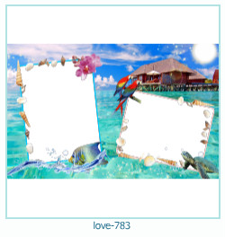 love Photo Frame 783