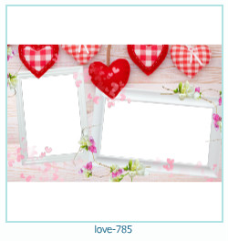 love Photo Frame 785