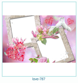 love Photo Frame 787