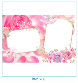 love Photo Frame 788