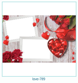 love Photo Frame 789