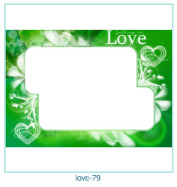 love Photo frame 79