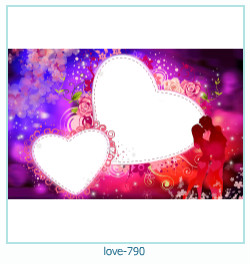 love Photo Frame 790