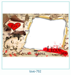 love Photo Frame 792