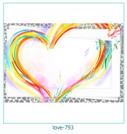 love Photo Frame 793