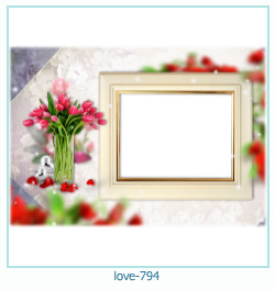 love Photo Frame 794