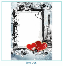 love Photo Frame 795