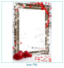 love Photo Frame 796