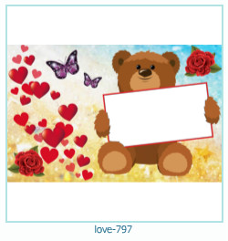 love Photo Frame 797