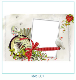 love Photo frame 801