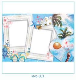 love Photo Frame 803
