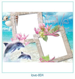 love Photo Frame 804